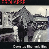 Doorstop Rhythmic Bloc by Prolapse