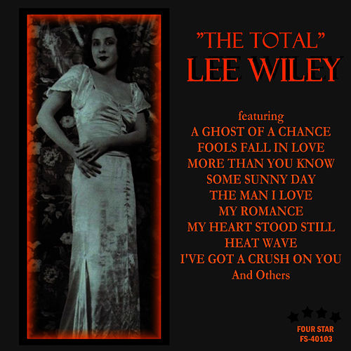 The Total - Vol. 1 by Lee Wiley