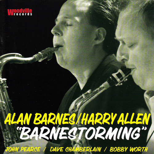 Barnestorming by Alan Barnes