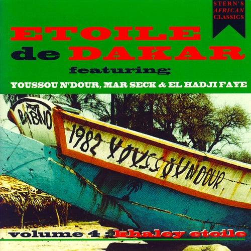 Volume 4 - Khaley Etoile by Etoile De Dakar