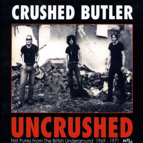 Uncrushed by Crushed Butler
