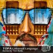 Universal Language - Single by Topa