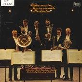 Works for Brass Ensemble by Filharmonins Brassensemble Stockholm