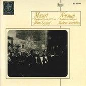 Mozart: Piano Quartet No. 1, K. 478 -  Norman: String Quartet No. 6, Op. 65 by Various Artists