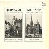 Berwald: String Quartet No. 3 - Mozart: Piano Quartet No. 1, K. 478 by Various Artists