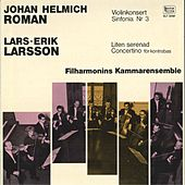 Roman & Larsson: Chamber Works by Various Artists