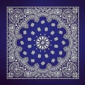 Blue Bandana by Brandon Jenkins