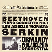 Beethoven: Piano Concerto No. 1 and