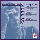 Sibelius:  Symphony No. 2 in D Major; Luonnotar; Pohjola's Daughter by Leonard Bernstein