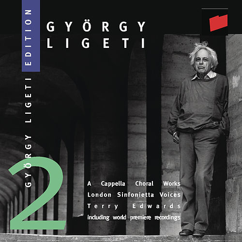 Ligeti: A Cappella Choral Works by London Sinfonietta Voices