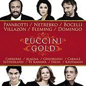 Puccini Gold by Various Artists