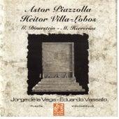 Astor Piazzolla - Heitor Villa-Lobos - G. Dinerstein - M. Herrerías by Various Artists