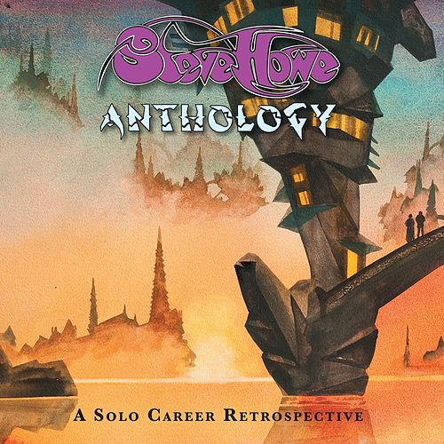 Anthology by Steve Howe