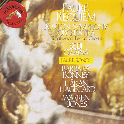 Requiem and Songs by Gabriel Faure