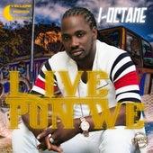 Live Pon We - Single by I-Octane