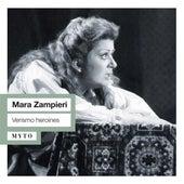 Verismo heroines (Live) by Mara Zampieri