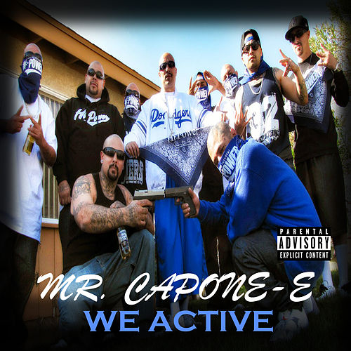 We Active - Single by Mr. Capone-E