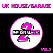 UK House & Garage Vol.2 - EP by Various Artists