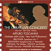 The Great Live Concerts (Live) by Various Artists