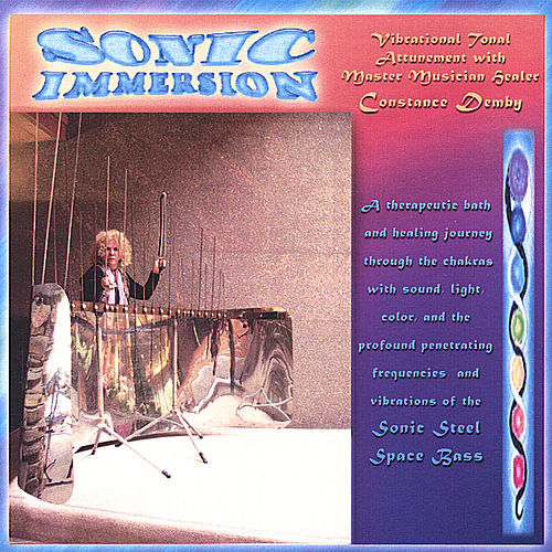Sonic Immersion by Constance Demby