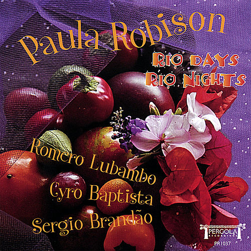 Rio Days, Rio Nights by Paula Robison