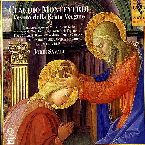 Claudio Monteverdi: Vespro della Beata Vergine by Various Artists