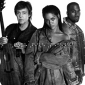 FourFiveSeconds Feat. Kanye West & Paul McCartney by Rihanna