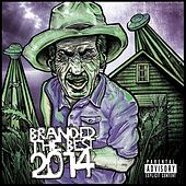 Branded The Best 2014 by Various Artists
