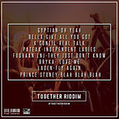 Together Riddim by Various Artists
