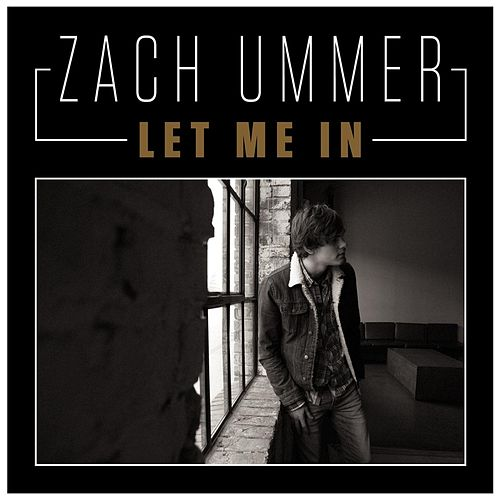 Let Me In by Zach Ummer