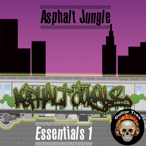 Asphalt Jungle Essentials 1 by Asphalt Jungle