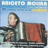 20 Grandes Exitos de la Cumbia by Various Artists