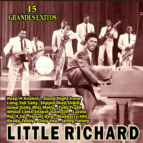 15 Grandes Exitos by Little Richard