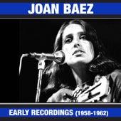 Joan Baez Early Recordings (1958-1961) [Bonus Track Version] by Joan Baez