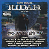 Mob Figaz Rydah J Klyde Presents: 90% Street 10% Rap by Various Artists