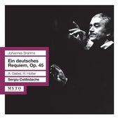 Brahms: Ein deutsches Requiem, Op. 45 (Live) by Various Artists
