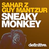 Sneaky Monkey by Sahar Z