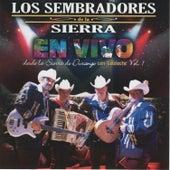 Desde la Sierra de Durango Con Tololoche, Vol. 1 (En Vivo) by Los Sembradores De La Sierra