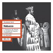 Verdi: Nabucco (Recorded Live 1959) by Various Artists