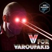 Neo Magazin Royale: V for Varoufakis by Jan Böhmermann