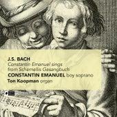 Constantin Emanuel Sings from Schemellis Gesangbuch by Various Artists