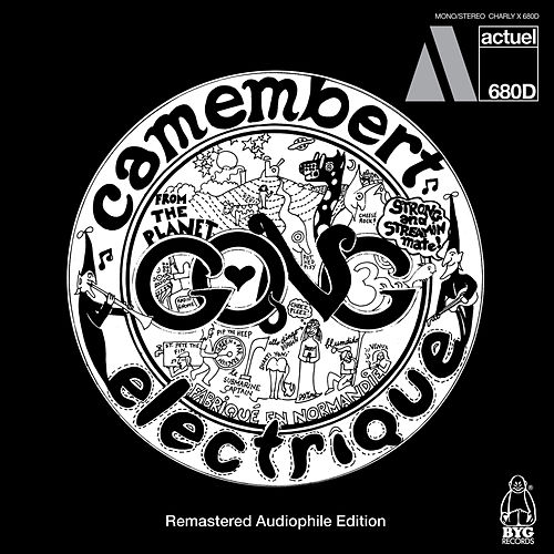 Camembert Electrique (Remastered Edition) by Gong