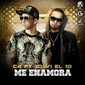 Me Enamora (feat. Jowi El 10) by C-4
