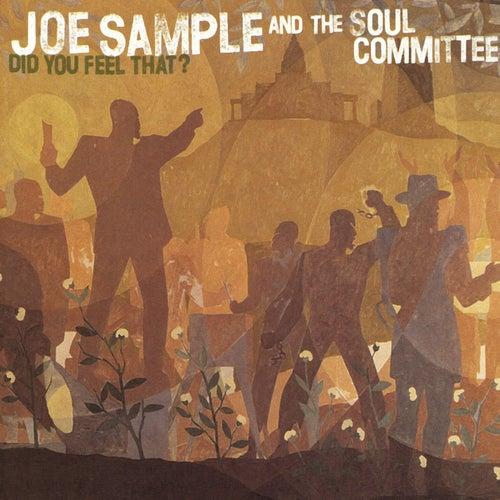 Did You Feel That? by Joe Sample