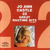22 Great Ragtime Hits, Vol. II by Jo Ann Castle