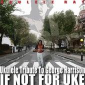 If Not for Uke (Ukulele Tribute to George Harrison) by Ukulele Ray