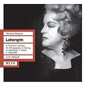 Wagner: Lohengrin (Live) by Various Artists