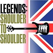 Legends Shoulder to Shoulder, Pt. 1 by Various Artists