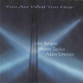 You Are What You Hear by John Burgess