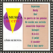 La Musica de Cine - Años Setenta by Various Artists